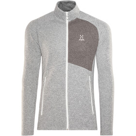 Haglöfs Nimble Jacket Men Grey Melange
